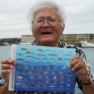 (株)つり沖縄新聞社代表取締役 新垣柴太郎