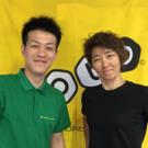 狩野良太 持田比佐子(N)しんじ湖スポーツクラブ
