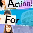 Action! for Peace(中村園実、伊藤香奈子、岩本理沙)