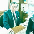 由利高原鉄道代表取締役社長 春田啓郎
