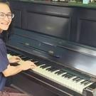 津田ゆかり(平和のピアノ実行委員会代表)