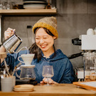 中村千尋(alt.coffee roasters)