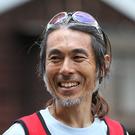 赤坂 剛史 白山ジオトレイル実行委員長