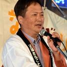 和賀幸雄(全国まるごとうどんエキスポ 大会会長)