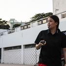 生山咲 (カンボジア水泳連盟ヘッドコーチ)