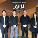 APU起業部事務局スタッフ