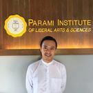 チョウモントゥン(NPO法人Parami Institute)