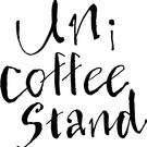 uni coffee stand