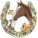 八重樫美織(馬と動物達の余生牧場ブレーヴステイブル)