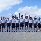 新島中学校野球部父母会  槇野泰代(会長)