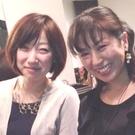 岡野菜摘 & 鈴木綾