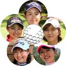 株式会社アーク 5Lady golfers