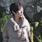 喬木リエ 梅垣真紀(丹波布ファッションショー実行員会)