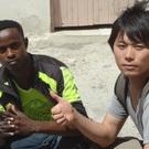 永井陽右(日本ソマリア青年機構 全体代表)