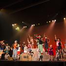 子どもミュージカル劇団『たまごファーム』